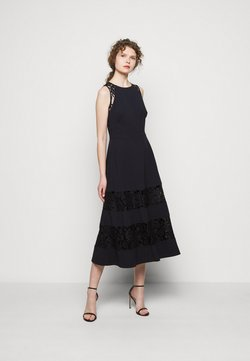 Lauren Ralph Lauren - LUXE TECH DRESS - Cocktailkleid/festliches Kleid - lighthouse navy
