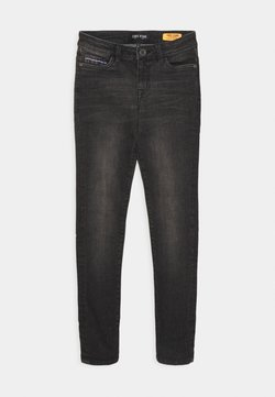 Cars Jeans - KIDS DIEGO - Jeans Skinny Fit - black used