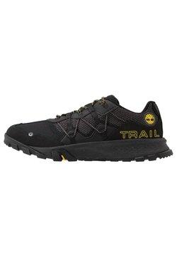 Timberland - GARRISON TRAIL - Sneaker low - black