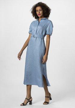Apart - Vestido camisero - light blue
