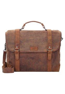 Harold's - Notebooktasche - brown
