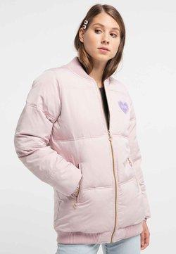 myMo - Winterjacke - powder pink