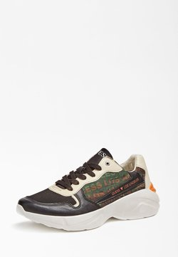 Guess - Sneaker low - Camouflage