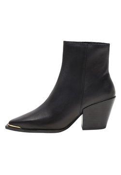 Mango - Ankle Boot - black