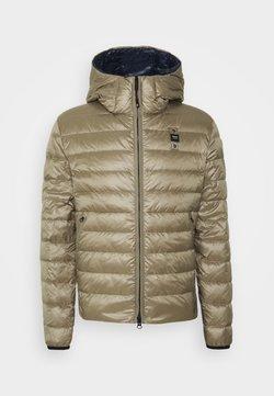Blauer - Gewatteerde jas - beige