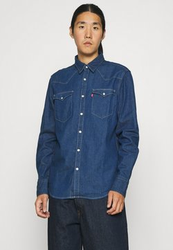 Levi's® - BARSTOW WESTERN STANDARD - Camisa - lowdip denim rinse