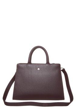 Aigner - 133217  - Handtasche - burgundy