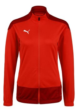 Puma - TEAMGOAL 23 TRAININGSJACKE DAMEN - Laufjacke - red/chilli pepper