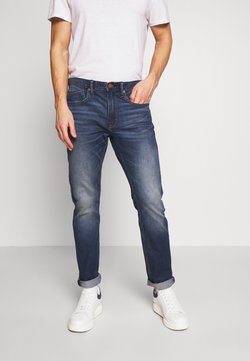 s.Oliver - Slim fit jeans - blue denim