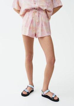 PULL&BEAR - Shorts - pink