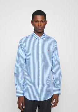 Polo Ralph Lauren - LONG SLEEVE SPORT SHIRT - Hemd - light blue/white