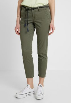ONLY - ONLEVELYN ANKLE PANT  - Chinot - kalamata