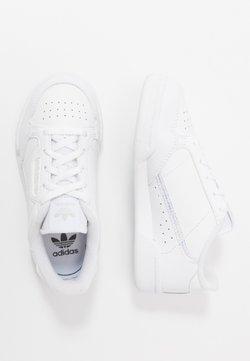 adidas Originals - CONTINENTAL 80 - Sneakers laag - footwear white/core black