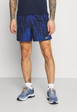 Nike Performance - SHORT - Pantalón corto de deporte - obsidian/silver