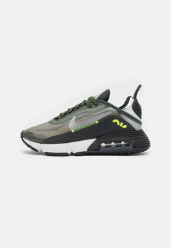 Nike Sportswear - AIR MAX 2090 UNISEX - Baskets basses - anthracite/volt/black/newsprint/mystic stone