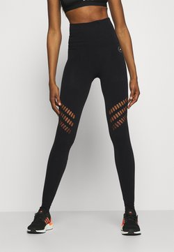 adidas by Stella McCartney - TRUESTR - Legginsy - black