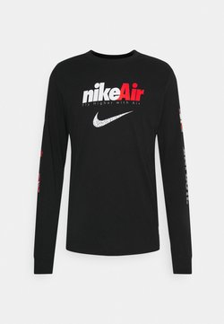 Nike Sportswear - TEE BY AIR - Langarmshirt - black