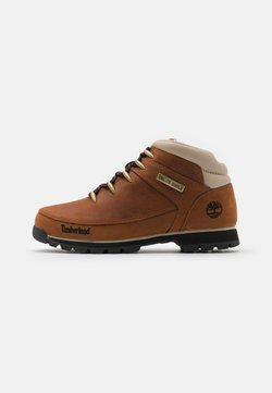 Timberland - EURO SPRINT HIKER - Schnürstiefelette - red brown