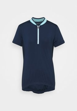 CMP - WOMAN BIKE - T-Shirt basic - blue