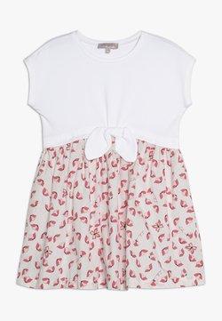 Lili Gaufrette - GAZOU - Cocktailkleid/festliches Kleid - blanc