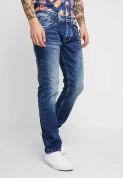 Pepe Jeans - CASH - Jean droit - medium used powerflex