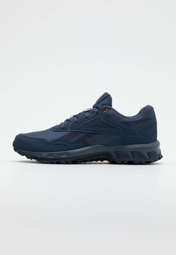 Reebok - RIDGERIDER 5.0 - Zapatillas de running neutras - indigo/navy/orange
