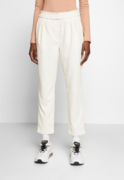 Another-Label - VALKA PANTS - Pantalon classique - off white