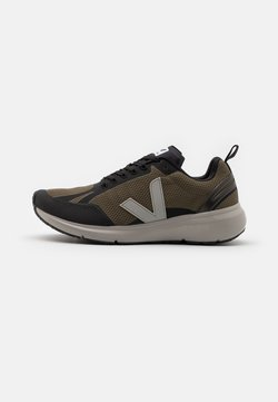 Veja - CONDOR 2 - Zapatillas de running neutras - kaki/oxford grey/black