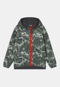 LEGO Wear - SAKSO UNISEX - Soft shell jacket - dark green