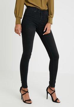 Object - OBJSKINNYSOPHIE - Slim fit jeans - black denim