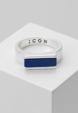 Icon Brand - STRIPE - Ring - silver-coloured