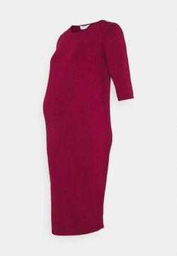 Dorothy Perkins Maternity - MATERNITY DRESS - Vestido ligero - oxblood