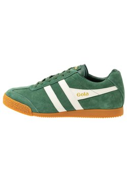 Gola - HARRIER - Sneakers laag - evergreen/offwhite