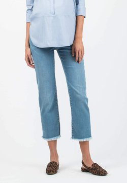 Attesa Maternity - GIADA - Jeans Straight Leg - 120 - denim