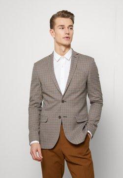 Ben Sherman Tailoring - HERITAGE GINGHAM - Pikkutakki - brown
