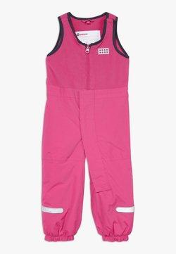 LEGO Wear - LWPUELO - Schneeanzug - dark pink
