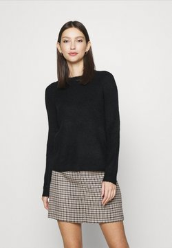 ONLY - ONYSALLIE  - Pullover - black