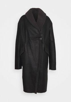 VSP - CURLY FLORANCE - Winter coat - black/antracite