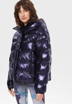 Bogner Fire + Ice - RANJA - Kurtka narciarska - purple