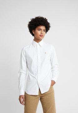 Polo Ralph Lauren - OXFORD KENDAL SLIM FIT - Button-down blouse - white