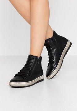 Gabor - Sneaker high - schwarz