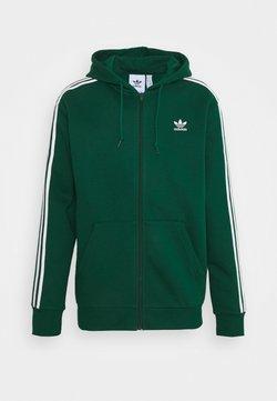 adidas Originals - STRIPES  - Collegetakki - dark green