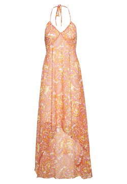 Molly Bracken - LADIES DRESS - Maxi dress - orange