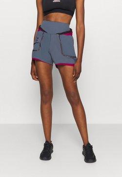adidas Performance - SHORT H.RDY - Pantalón corto de deporte - legend blue