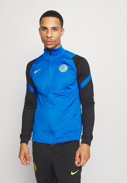 Nike Performance - INTER MAILAND DRY SUIT - Artykuły klubowe - black/blue spark/tour yellow
