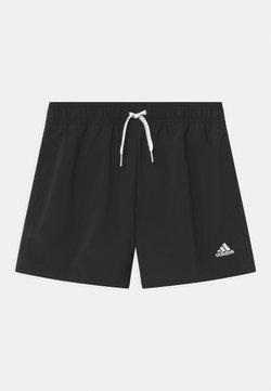 adidas Performance - CHELSEA UNISEX - kurze Sporthose - black/white