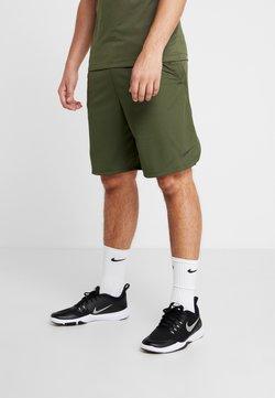 Nike Performance - DRY SHORT - Pantalón corto de deporte - cargo khaki