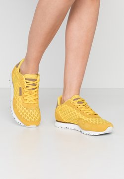 Woden - Nora II Mesh - Sneakers - super lemon