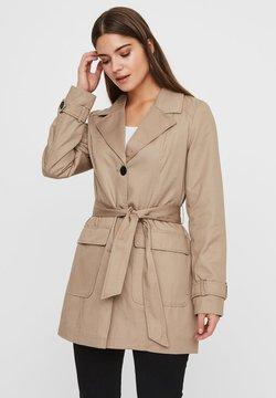 Vero Moda - Trenchcoat - beige