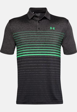 Under Armour - PLAYOFF  - Poloshirt - black